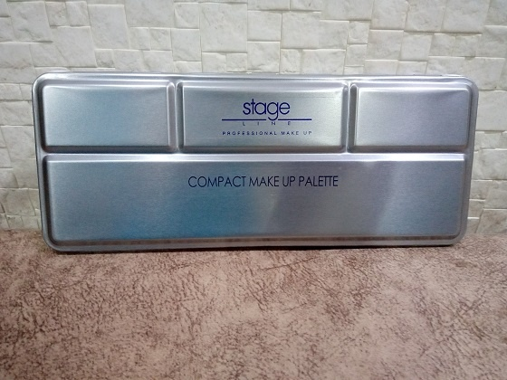 StageLine Compact Makeup Palette